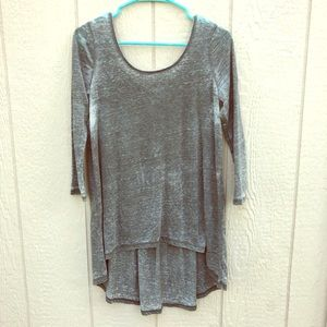 Z Supply oversized top size small